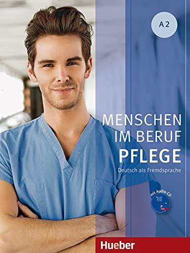 9783194011908: MENSCHEN IM BERUF-PFLEGE.A2.KB+CD(L.al.)