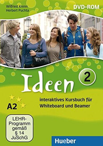 9783194018242: Ideen: Interaktives Kursbuch 2 fur Whiteboard und Beamer DVD-Rom