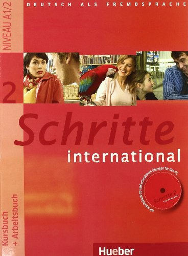 SCHRITTE INTERNATIONAL 2 LIBRO+CUAD