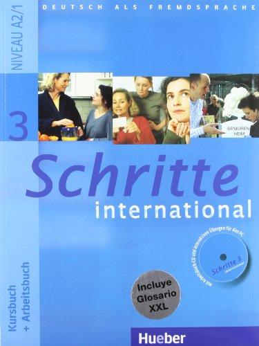 9783194018532: SCHRITTE INTERNATIONAL 3 KB+AB+CD+XXL