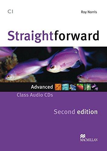 9783194029538: Straightforward Advanced. 3 Class Audio-CDs