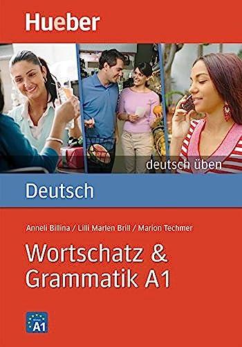 DT.ÜBEN Wortschatz & Grammatik A1: Anneli Billina; Lilli
