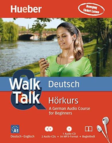 9783194095755: WALK & TALK Deutsch (2CD-Aud.+MP3-CD+L) (AUTO)