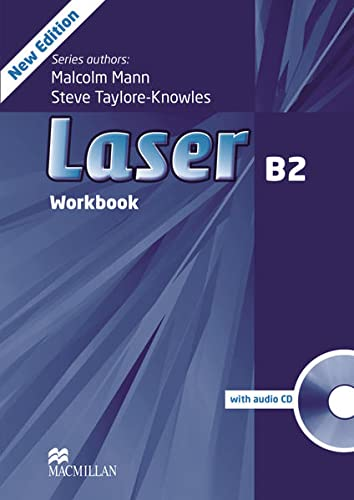 Laser B2 (3rd edition): Workbook with Audio-CD: Mann Malcolm, Taylore-Knowles,