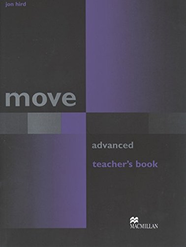 9783194129641: move Advanced. Teacher's Book