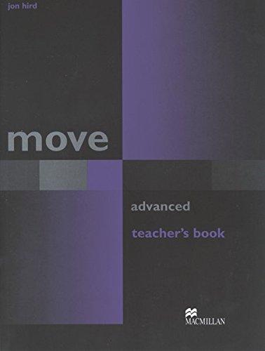 9783194129641: move Advanced. Teacher's Book