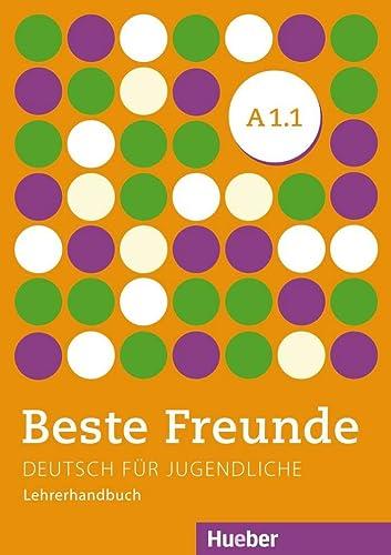 9783194210516: Beste Freunde: Lehrerhandbuch A1.1 (German Edition)