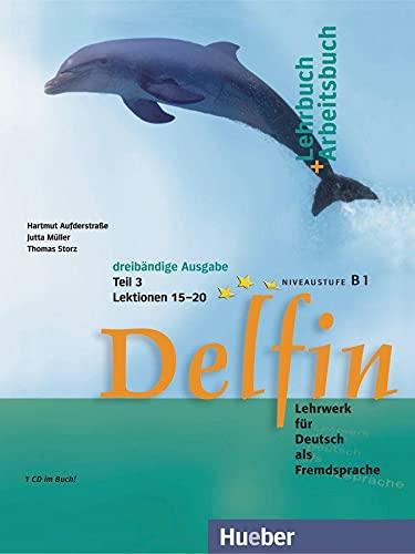9783194216013: Delfin. Volumen 3 (Libro de texto + Audio CD)