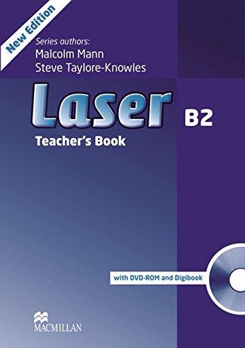9783194229297: Laser B2. Teacher's Book with Digibook Audio-CD and Teacher's DVD-ROM