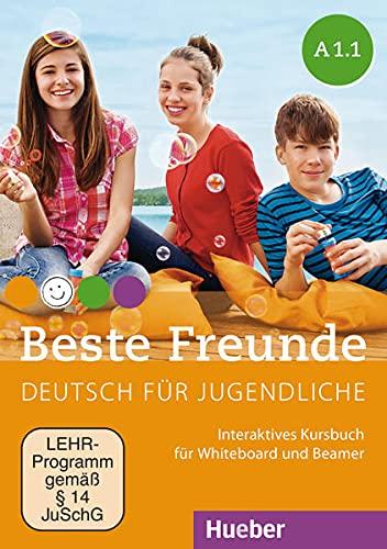 9783194310513: BESTE FREUNDE A1.1 Interakt.KB (DVD-ROM)