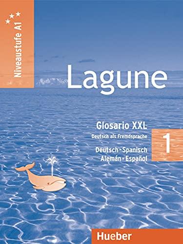 9783194316249: Lagune 1. Glossar XXL Deutsch - Spanisch / Alemán - Espanol