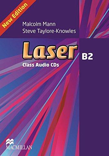 9783194329294: Laser B2. 4 Class Audio-CDs