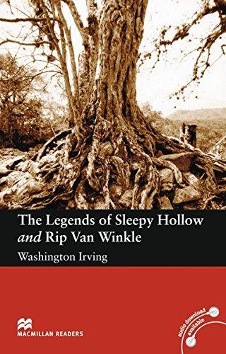 9783194329577: The Legends of Sleepy Hollow and Rip Van Winkle