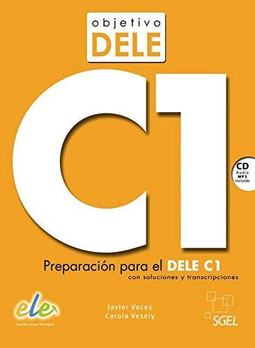 9783194345003: Objetivo DELE C1. Buch mit Audio-CD