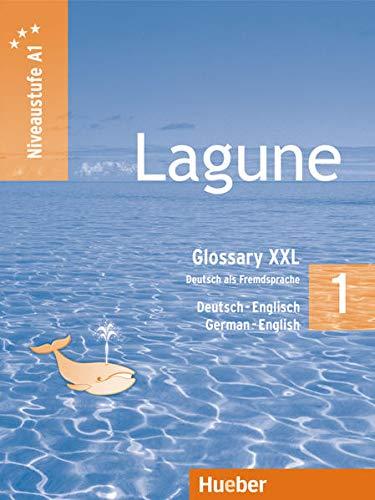 9783194416246: Lagune 1. Niveaustufe A1. Glossary XXL Deutsch-Englisch - German-English: Deutsch als Fremdsprache