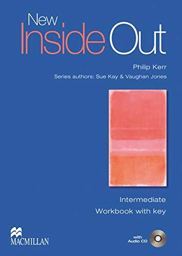 9783194429703: New Inside Out. Intermediate. Workbook with Audio-CD and Key