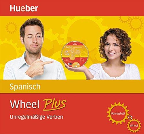 9783194495463: Wheel Plus. Spanisch - Unregelmäßige Verben. Sprachdrehscheibe