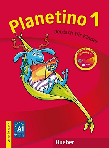 Planetino 1.arbeitsbuch+cd (ejercicios+cd): Aa.Vv.