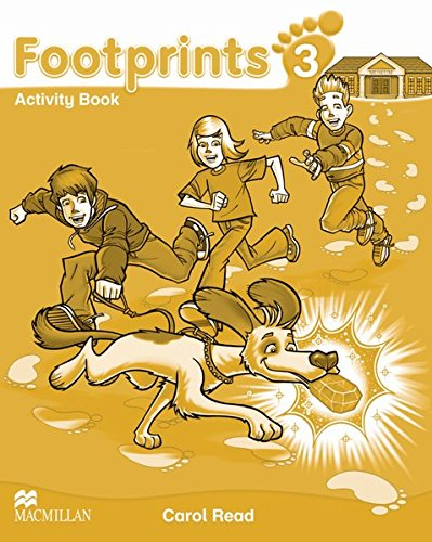 9783194529205: Footprints 3: Activity Book