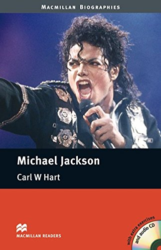 9783194529663: Michael Jackson: The King of Pop: Lektüre. Pre-Intermediate Level. 7. - 8. Klasse. 1.400 Wörter (Macmillan Readers)
