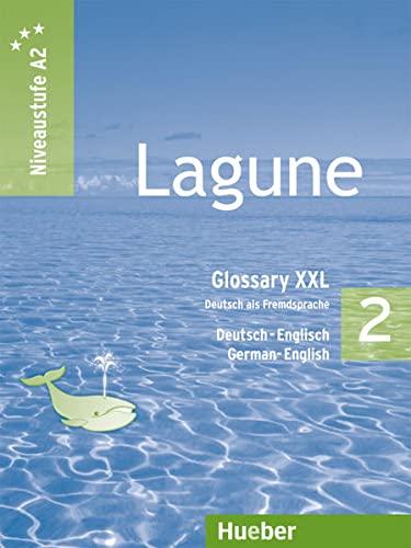 9783194616257: Lagune: Glossar XXL Deutsch - Englisch 2