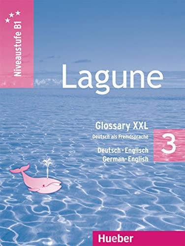9783194616264: Lagune 3. Glossary XXL Deutsch-Englisch - German-English. Grammar: Deutsch als Fremdsprache - Niveaustufe B1