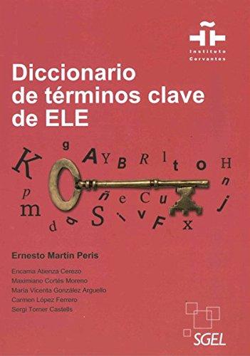 9783194645073: Diccionario de términos clave de ELE