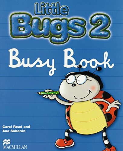 9783194729735: Little Bugs 2. Busy Book