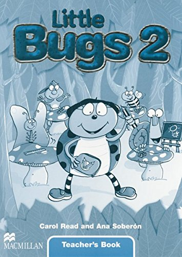 9783194829732: Little Bugs 2. Teacher's Book