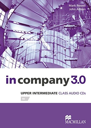 9783194829817: Upper-Intermediate: in company 3.0. Audio-CDs