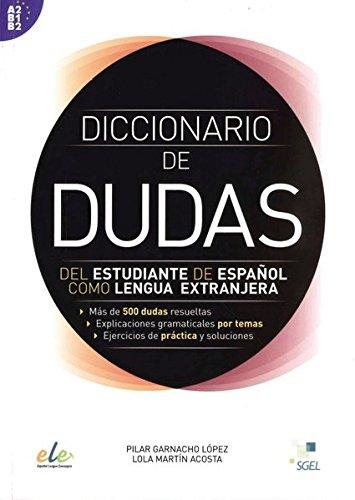 9783194845077: Diccionario de DUDAS: del estudiante de español como lengua extranjera