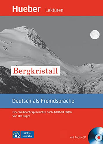 9783195016735: Der Bergkristall - Leseheft MIT Audio-CD (German Edition)