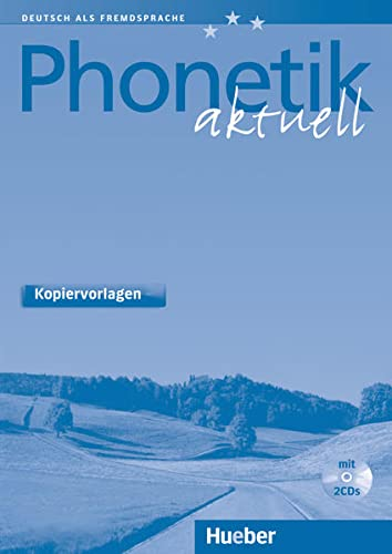 9783195016902: Themen Aktuell: Phonetik aktuell - Kopiervorlagen & integrierter CD