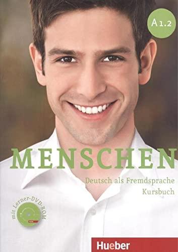 9783195019019: MENSCHEN A1.2 Kb+DVD-ROM (alum.) [Lingua tedesca]: Kursbuch A1.2 mit DVD-Rom: Vol. 2