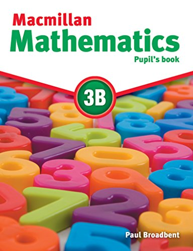 9783195029728: Macmillan Mathematics 3B. Pupil's Book