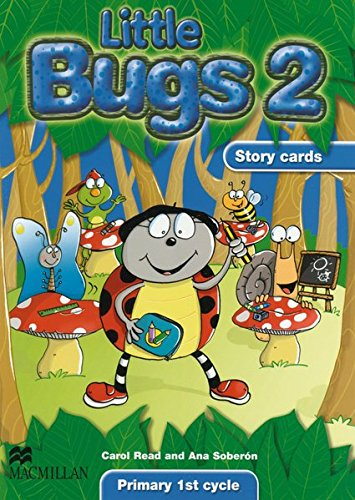 9783195029735: Little Bugs. Level 2. Story Cards