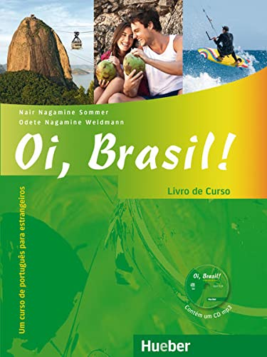 9783195054201: Oi, Brasil! - einsprachige Ausgabe Livro de Curso + MP3-CD