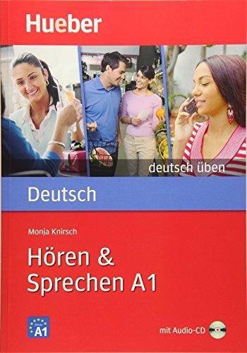 9783195074933: DT.ÜBEN Hören & Sprechen A1 (L+CD-Aud)