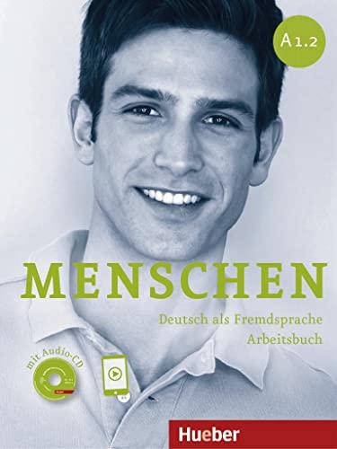 9783195119016: Menschen Sechsbandige Ausgabe: Arbeitsbuch A1/2 MIT Audio-CD (German Edition)