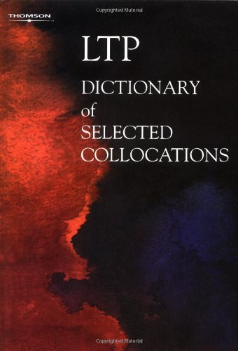 9783195229241: LTP Dictionary of Selected Collocations