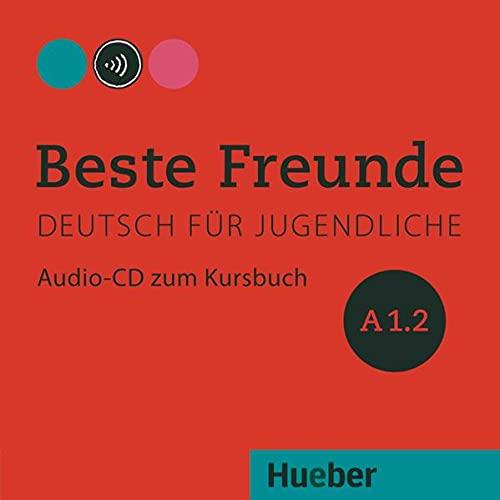 9783195310512: BESTE FREUNDE.A1.2.CD-Audio