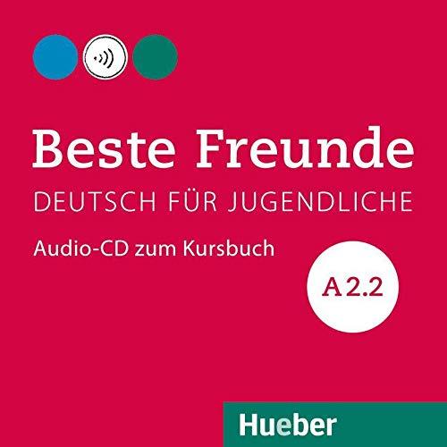 9783195310529: Beste Freunde: Audio-CD zum Kursbuch A2.2