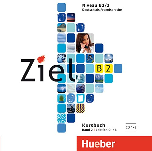 9783195316743: Ziel: B2 Cds Zum Kursbuch Band 2 (2)