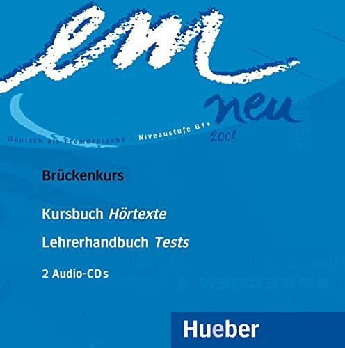 9783195316965: EM NEU 2008 BRÜCKENK.CD-Audios KB (2)