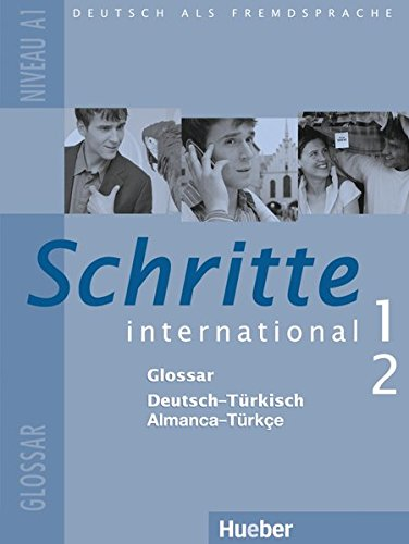 Schritte International: Glossar 1 & 2 Deutsch
