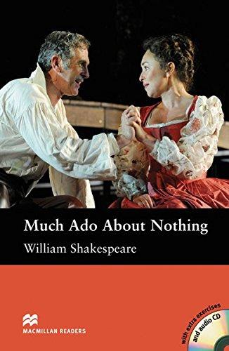 9783195329668: Much Ado about Nothing. Lektüre mit Audio-CD: Lektüre mit 2 Audio-CDs