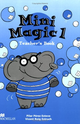 9783195329736: Mini Magic 1. Teacher's Book