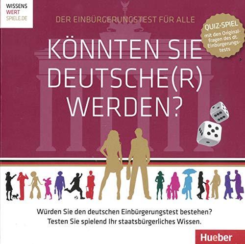9783195495868: Könnten Sie Deutsche(r) werden?