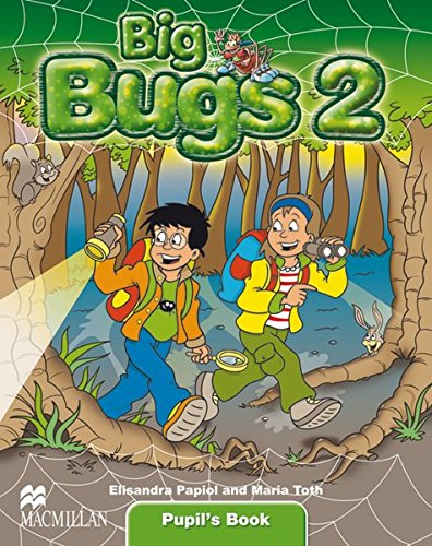 9783195529754: Big Bugs. Level 2. Pupil's Book