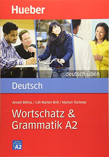 9783195574938: DT.ÜBEN Wortschatz & Grammatik A2